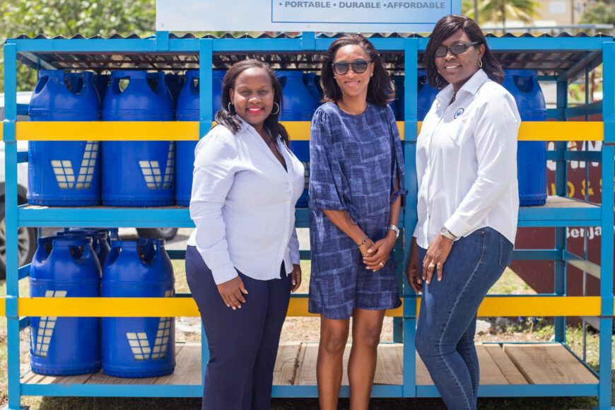 WIOC INTRODUCES NEW RUST-RESISTANT LPG CYLINDER
