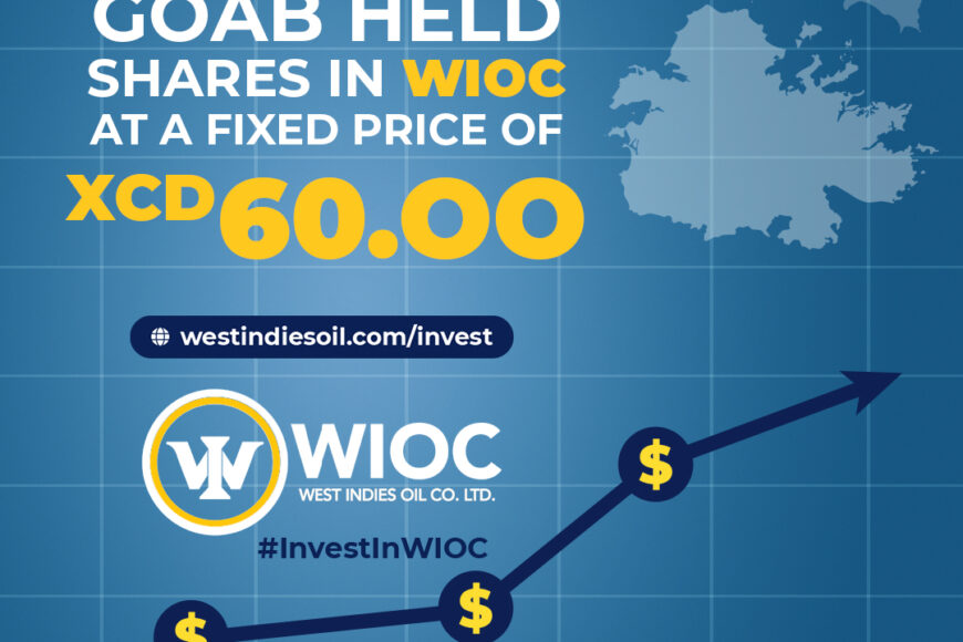 10% of Shares Held by GOAB in WIOC Offered for Public Investment